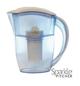 Sparkle Pitcher